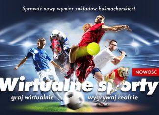 wirtualne sporty u bukmacherów