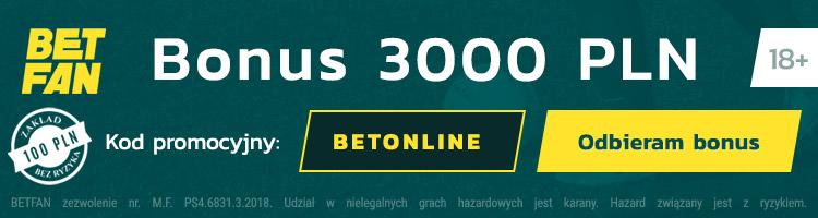 bukmacher betfan oferta zakładów online